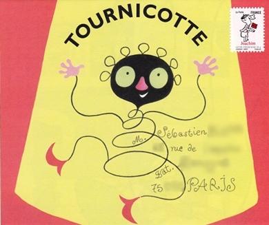 Tournicotte / Magali Bonniol