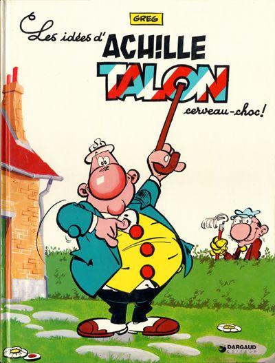 Les idées d'Achille Talon cerveau-choc ! - Dargaud