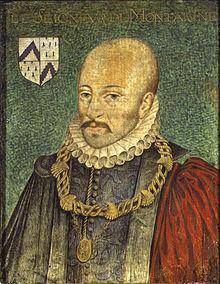 """Portrait présumé de Montaigne, dit """"portrait de Chantilly"""" - Musée de Condé"""