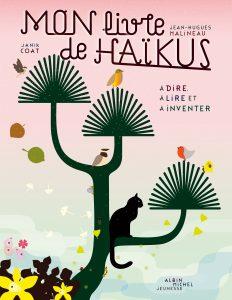 """Couverture du livre """"Haïkus"""" aux éditions Albin Michel"""