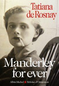 Couverture de Manderley for ever - Albin Michel / Héloïse d'Ormesson